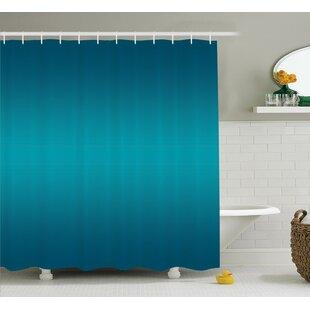 Inspired Tropic Ocean Room Decor Shower Curtain + Hooks
