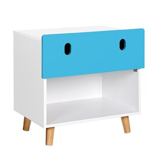 Argonaut 1 Drawer Bedside Table By Isabelle & Max