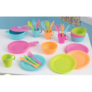 27 Piece Cookware Play Set