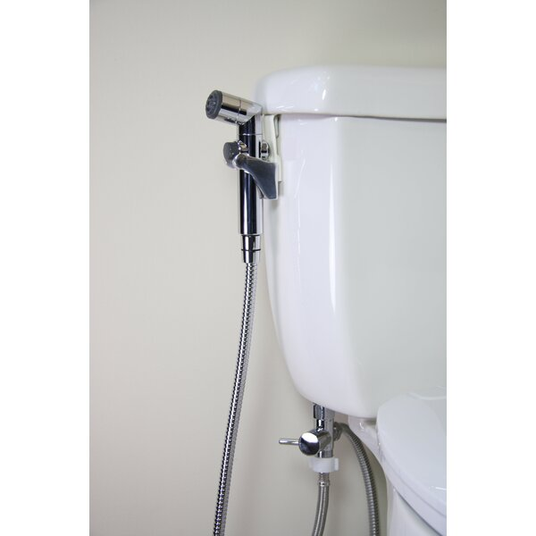 Brondell Cleanspa Hand Held Bidet Amp Reviews Wayfair