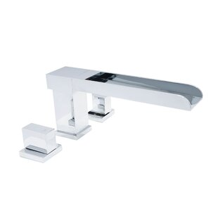 Dyconn Faucet DeSoto Three Handle Deck Mo..