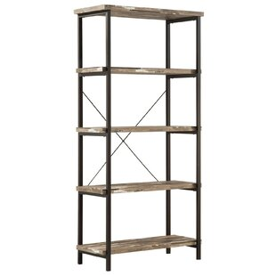 Williston Forge Mccampbell Etagere Bookcase