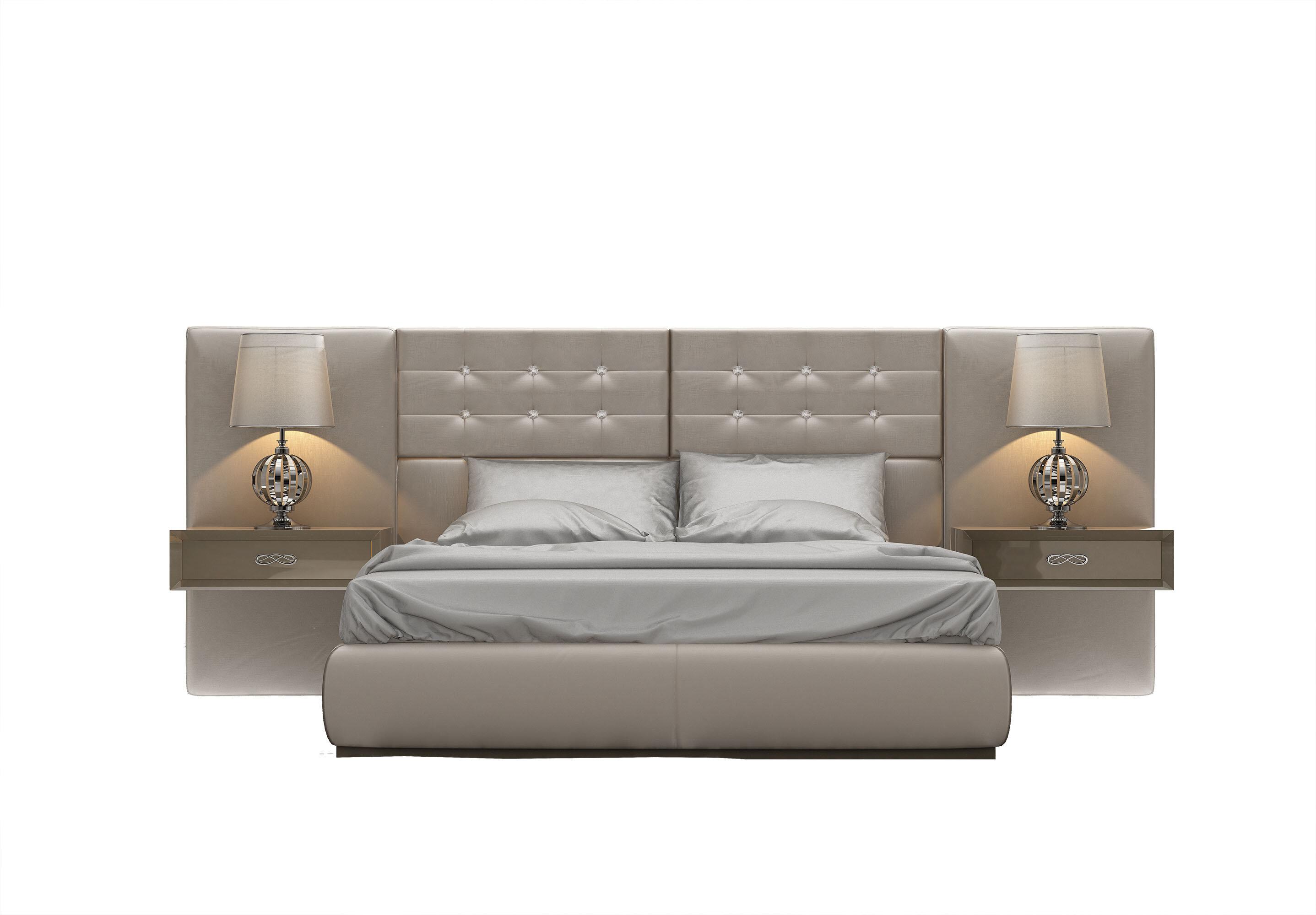Mercer41 Longville Standard 3 Piece Bedroom Set Wayfair