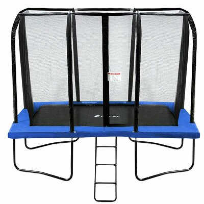 Exacme 10' Rectangular Trampoline with Safety Enclosure