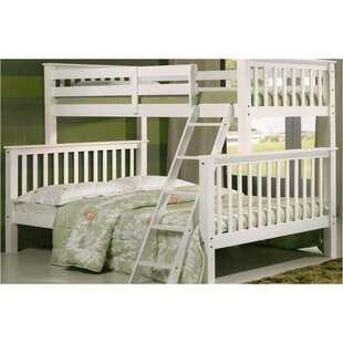 Chiltern Twin Over Full Sleeper Bunk Bed by Just Kids #1