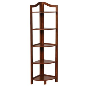 Gammill Shelf Ladder Bookcase by Charlton Home