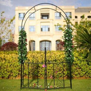 Outdoor Garden Gates Wayfairca