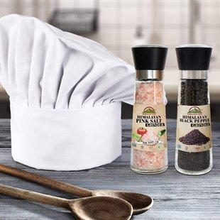 Natural Salt and Pepper Set