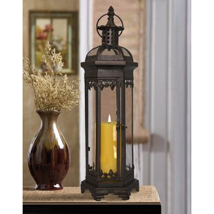 694d1f08dbe25 Glass Tall / Large Candle Holders You'll Love in 2019 | Wayfair