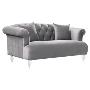 Big Save Fields Loveseat by Rosdorf Park Reviews (2019) & Buyer's Guide
