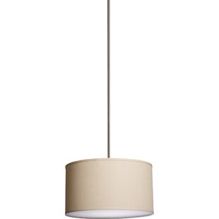 Latitude Run Stabile Mercer 3 Light Pendant