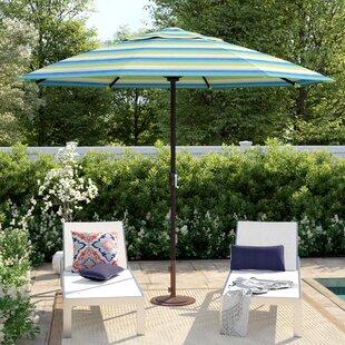 Cardine 9' Market Sunbrella Umbrella