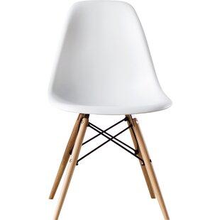 modern white chairs. Modern Dining Chairs White