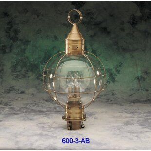 Price comparison 600 Series 3-Light Lantern Head By Brass Traditions