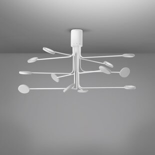 Arbor 12-Light LED Semi Flush Mount by ZANEEN design
