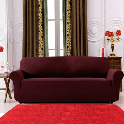 Red Sofa Slipcovers You Ll Love In 2019 Wayfair