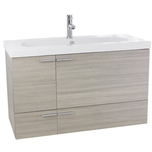 New Space 31 Single Bathroom Vanity Set by Nameeks Vanities