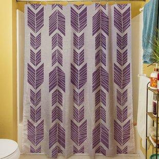 Debarr Single Shower Curtain