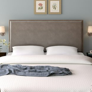 Lawrence Upholstered Panel Headboard by Alcott Hill