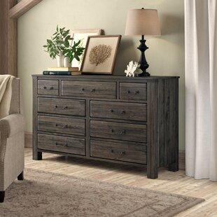 Calila 9 Drawer Dresser