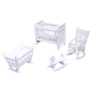 Affordable Dollhouse Nursery Furniture ByMelissa & Doug