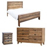 Worcester Standard Configurable Bedroom Set by Loon Peak®