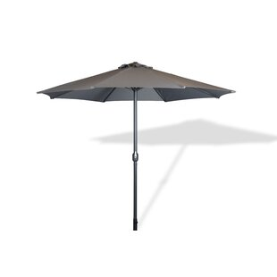 Sigety 3m Traditional Parasol By Sol 72 Outdoor