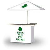 Zettie St Patricks Day Kiss Me I