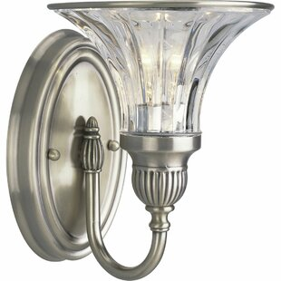 Willa Arlo Interiors Edouard 1-Light Bath Sconce