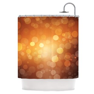 Sunrise Single Shower Curtain
