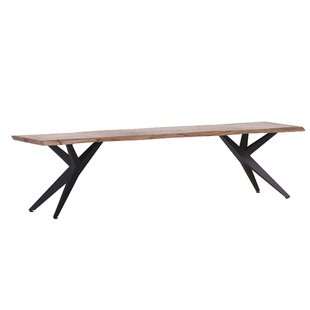 Emmert Wood Bench By Williston Forge