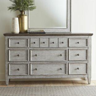 Goshen 9 Drawer Dresser