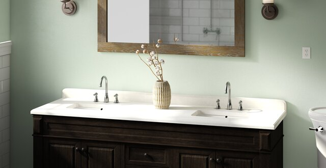 Farmhouse Country Bathroom Vanity Lighting Wayfair