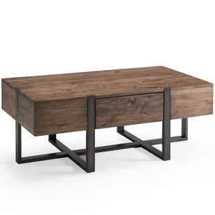 Sharri Modern Coffee Table Union Rustic