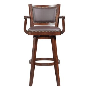 Darby Home Co Cammy Swivel Bar Stool