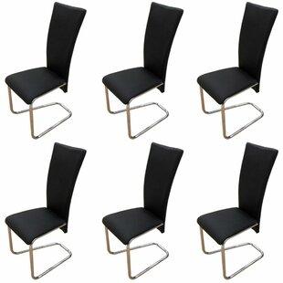 Orren Ellis Algona Upholstered Dining Chair (Set of 6)