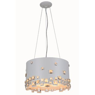Everly Quinn Vernia 5-Light Pendant