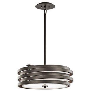 Kichler Roswell 3-Light Pendant