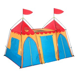 Best Reviews Fantasy Palace Play Tent with Carrying Bag By GigaTent