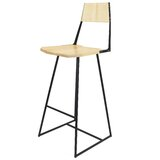 Clarkester Bar & Counter Stool by Tronk Design