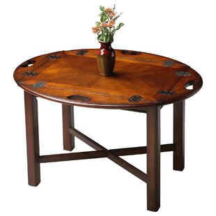 Chalfont Coffee Table with Tray Top