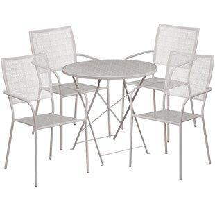 Zipcode Design Abe 5 Piece Dining Set