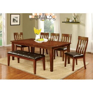 Quinlan Extendable Dining Table by Alcott Hill Discount