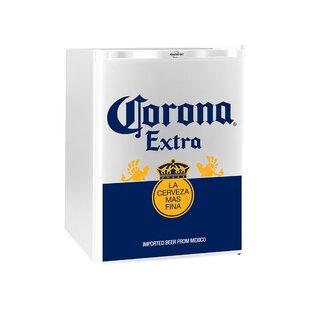 Corona 2.4 cu. ft. Compact Refrigerator with Freezer