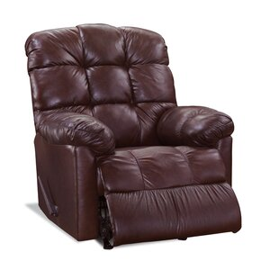 Serta Upholstery Belleville Recliner Darby Home Co