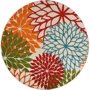 7 8 Round Area Rugs You Ll Love Wayfair