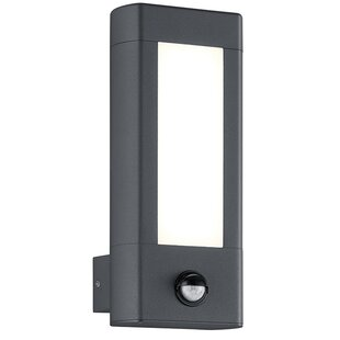 Evia 2-Light LED Outdoor Sconce By Sol 72 Outdoor