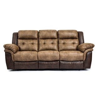Reclining Sofa by LYKE Home Best Choices