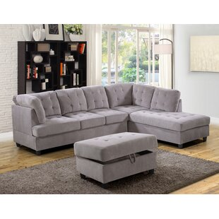 Southard Sectional with Ottoman