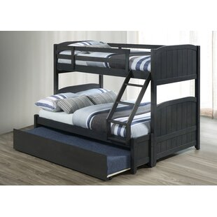 Carytown Twin Over Full Bunk Bed with Trundle